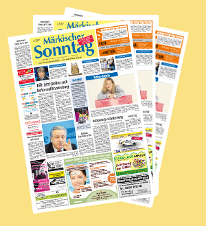 Zeitungstapel
