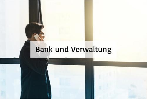 Bild Bank und Verwaltung