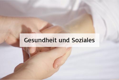 Bild Gesundheit und Soziales