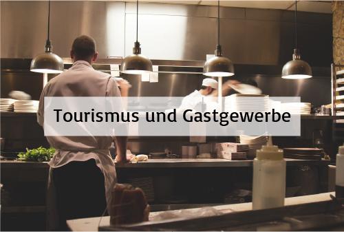 Bild Tourismus und Gastgewerbe