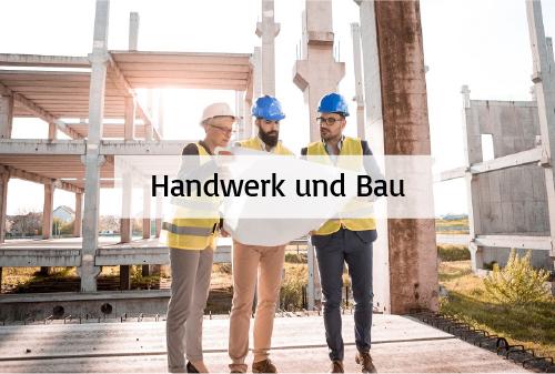 Bild Handwerk und Bau